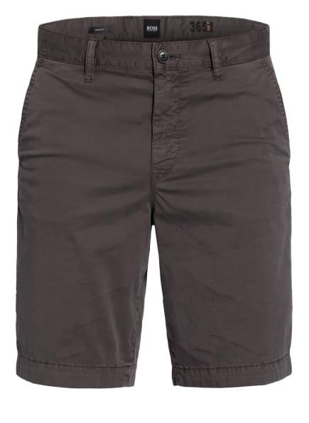 BOSS Chino-Shorts SCHINO Tapered Fit, Farbe: DUNKELGRAU (Bild 1)