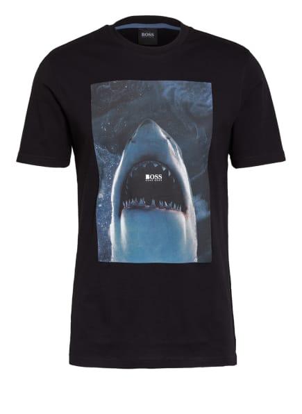 BOSS T-Shirt NOAH, Farbe: SCHWARZ (Bild 1)