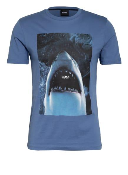 BOSS T-Shirt NOAH, Farbe: BLAU (Bild 1)