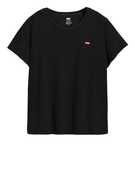 Levi's® T-Shirt THE PERFECT TEE, Farbe: SCHWARZ (Bild 1)
