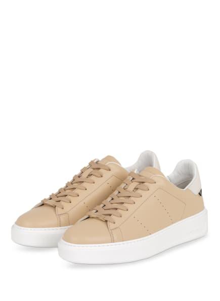 WOOLRICH Plateau-Sneaker , Farbe: BEIGE (Bild 1)