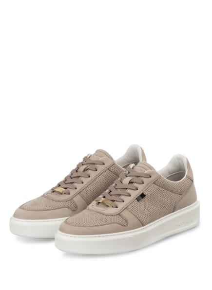 WOOLRICH Plateau-Sneaker , Farbe: TAUPE (Bild 1)