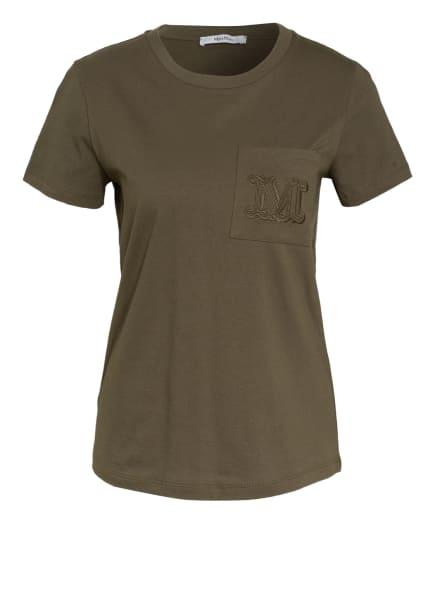 Max Mara T-Shirt DIEGO , Farbe: OLIV (Bild 1)