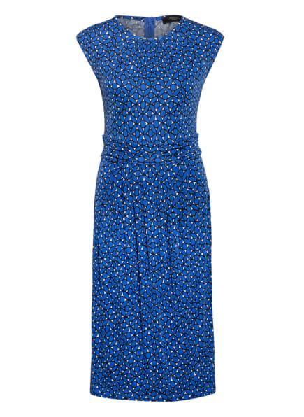 WEEKEND MaxMara Kleid UVETTA, Farbe: BLAU/ WEISS/ SCHWARZ (Bild 1)
