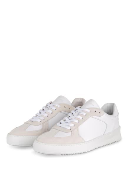 FILLING PIECES Sneaker FIELD RIPPLE , Farbe: WEISS/ CREME (Bild 1)