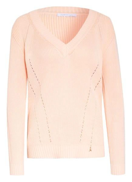 PATRIZIA PEPE Pullover, Farbe: HELLORANGE (Bild 1)