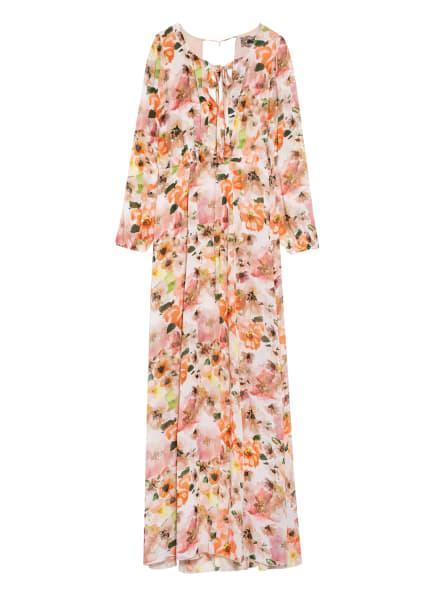 PATRIZIA PEPE Kleid , Farbe: LACHS/ HELLGRÜN/ CREME (Bild 1)