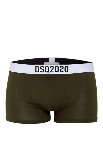 DSQUARED2 Boxershorts, Farbe: OLIV (Bild 1)