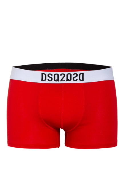 DSQUARED2 Boxershorts, Farbe: ROT (Bild 1)