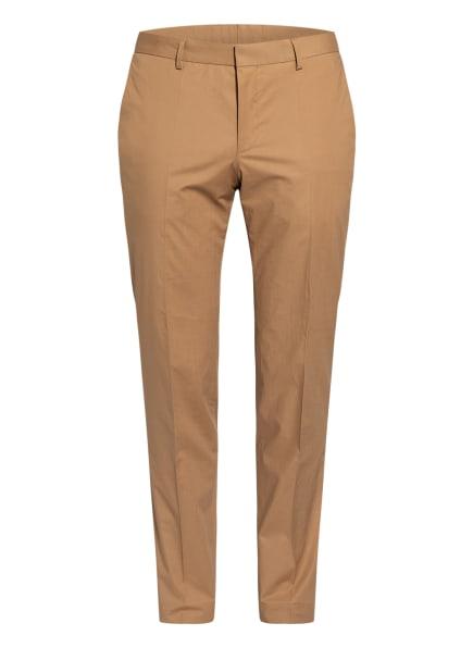 BOSS Anzughose BEN Slim Fit , Farbe: 268 MEDIUM BEIGE (Bild 1)