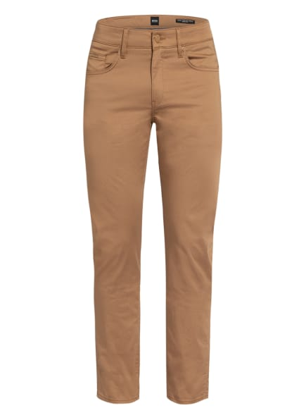 BOSS Hose DELAWARE Slim Fit, Farbe: BEIGE (Bild 1)