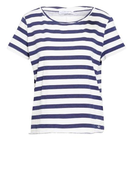 BETTER RICH T-Shirt, Farbe: WEISS/ DUNKELBLAU (Bild 1)
