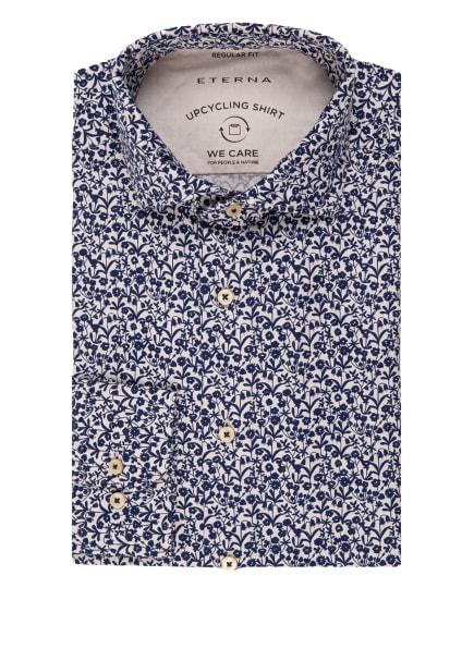 ETERNA Oxfordhemd Regular Fit, Farbe: CREME/ DUNKELBLAU (Bild 1)