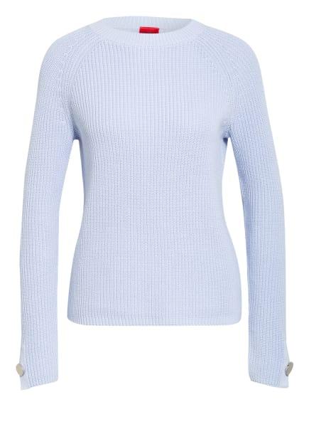 HUGO Pullover , Farbe: HELLBLAU (Bild 1)