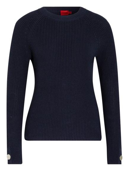 HUGO Pullover , Farbe: DUNKELBLAU (Bild 1)