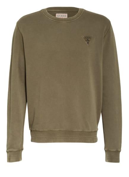 GUESS Sweatshirt, Farbe: OLIV (Bild 1)