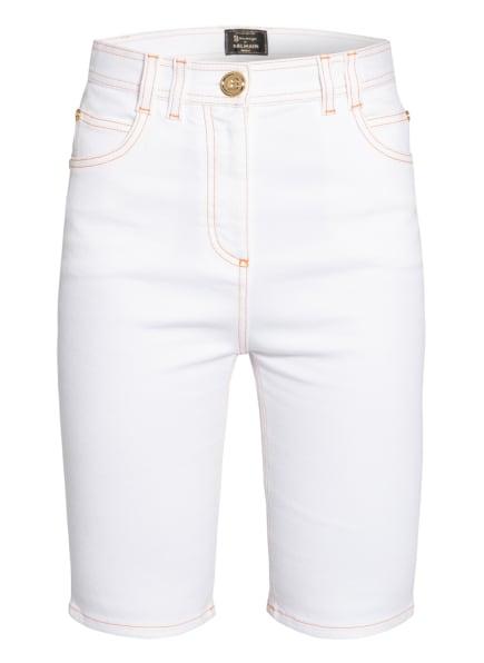 BALMAIN Jeans-Shorts, Farbe: GED ORANGE/BLANC (Bild 1)