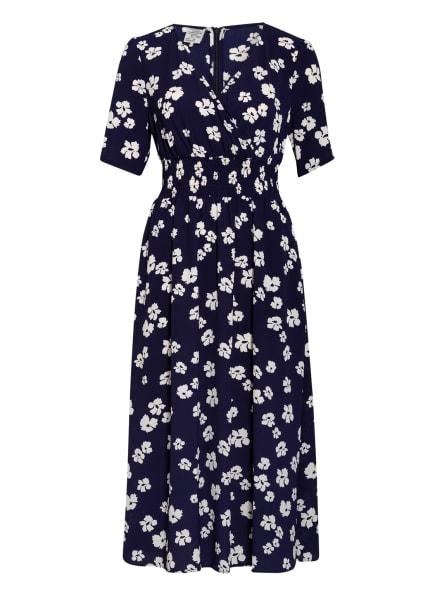 BAUM UND PFERDGARTEN Kleid AVARI , Farbe: DUNKELBLAU/ ECRU (Bild 1)