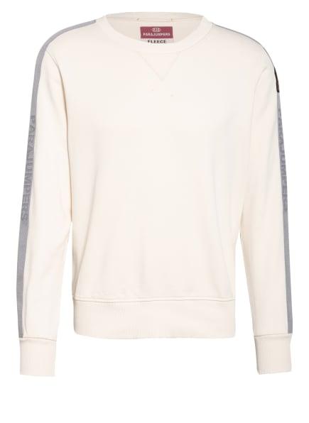 PARAJUMPERS Sweatshirt ARMSTRONG mit Galonstreifen, Farbe: CREME (Bild 1)