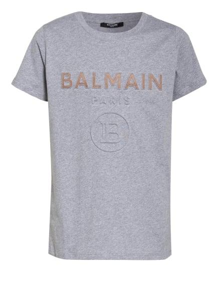 BALMAIN T-Shirt , Farbe: HELLGRAU (Bild 1)