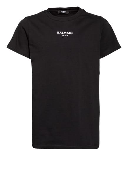 BALMAIN T-Shirt, Farbe: SCHWARZ/ WEISS (Bild 1)