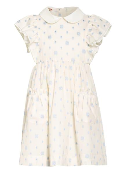GUCCI Kleid , Farbe: ECRU/ HELLBLAU (Bild 1)