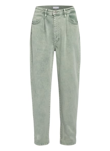 rich&royal Mom Jeans, Farbe: 442 eukalyptus (Bild 1)
