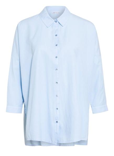 TRUE RELIGION Oversized-Hemdbluse, Farbe: HELLBLAU (Bild 1)