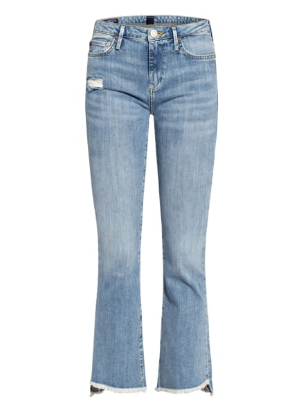 TRUE RELIGION 7/8-Jeans HALLE, Farbe: 4646 JEANS BLUE (Bild 1)