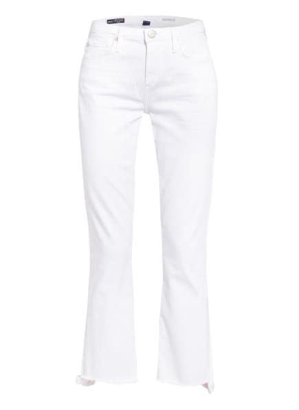 TRUE RELIGION Flared Jeans, Farbe: 1800 WHITE DENIM (Bild 1)