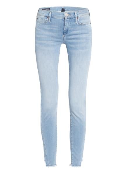 TRUE RELIGION Skinny Jeans HALLE, Farbe: 4646 BLEACH BLUE (Bild 1)