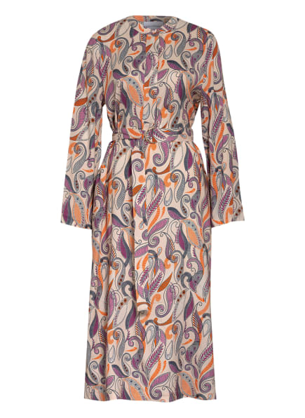 herzensangelegenheit Kleid, Farbe: CREME/ ORANGE/ HELLLILA (Bild 1)