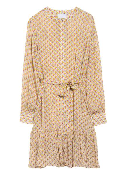 herzensangelegenheit Kleid , Farbe: DUNKELGELB/ BEIGE/ CREME (Bild 1)