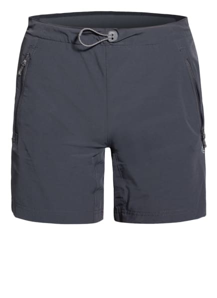 me°ru' Outdoor-Shorts KUMEU, Farbe: DUNKELGRAU (Bild 1)
