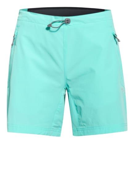 me°ru' Outdoor-Shorts KUMEU, Farbe: TÜRKIS (Bild 1)