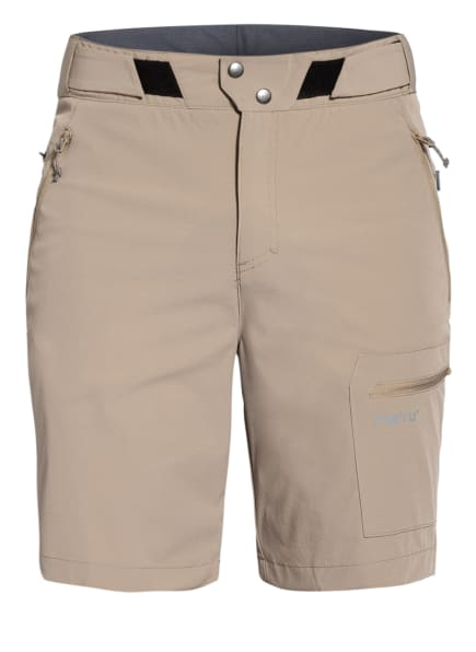 me°ru' Outdoor-Shorts ROTORUA, Farbe: CAMEL (Bild 1)