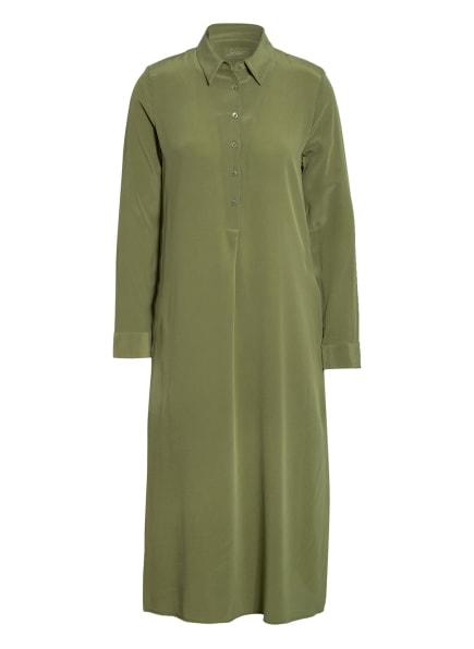 Jadicted Seidenkleid, Farbe: OLIV (Bild 1)