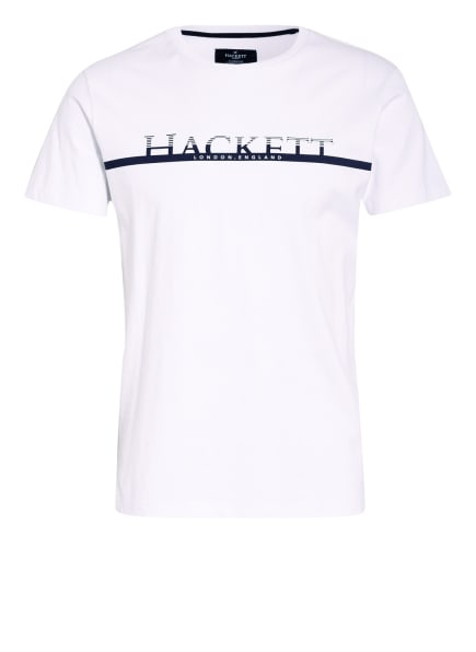 HACKETT LONDON T-Shirt, Farbe: WEISS (Bild 1)