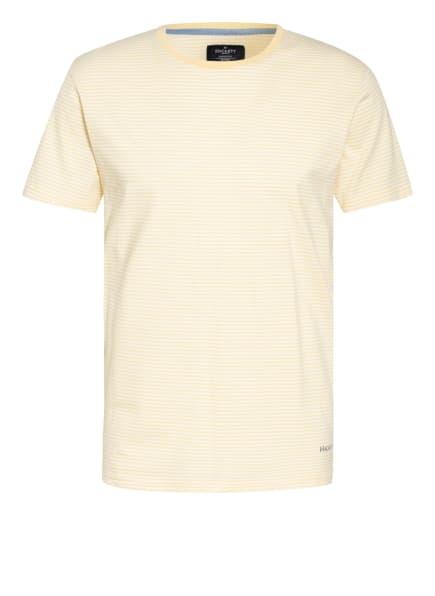 HACKETT LONDON T-Shirt , Farbe: GELB/ WEISS (Bild 1)