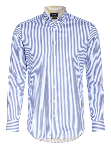HACKETT LONDON Oxfordhemd Slim Fit, Farbe: BLAU/ WEISS (Bild 1)