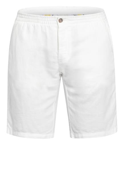 HACKETT LONDON Shorts, Farbe: WEISS (Bild 1)
