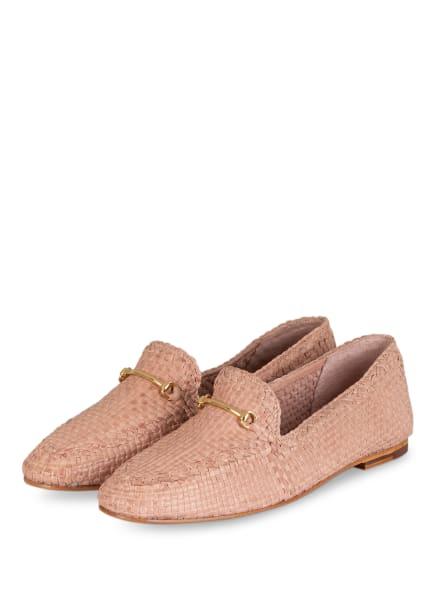 MELVIN & HAMILTON Loafer AVIANA 1, Farbe: NUDE (Bild 1)