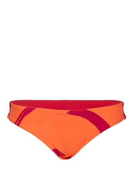 SEAFOLLY Bikini-Hose NEW WAVE , Farbe: DUNKELORANGE/ DUNKELROT (Bild 1)