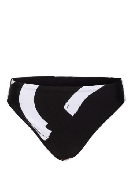 SEAFOLLY Bikini-Hose NEW WAVE, Farbe: SCHWARZ/ WEISS (Bild 1)