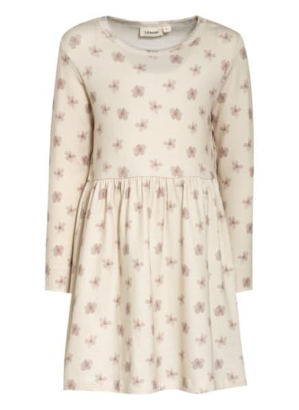 Lil' Atelier Kleid , Farbe: CREME/ TAUPE (Bild 1)