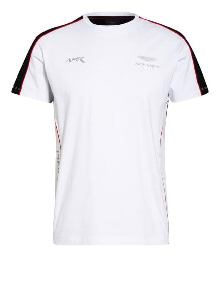 HACKETT LONDON T-Shirt, Farbe: WEISS/ SCHWARZ (Bild 1)