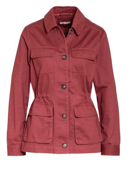 Barbour Fieldjacket OSHI, Farbe: DUNKELROT (Bild 1)
