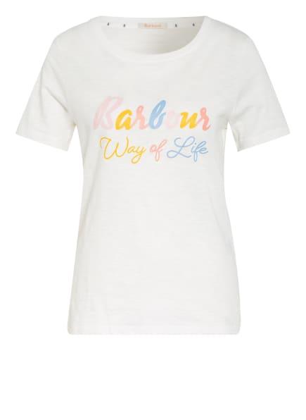 Barbour T-Shirt, Farbe: ECRU (Bild 1)