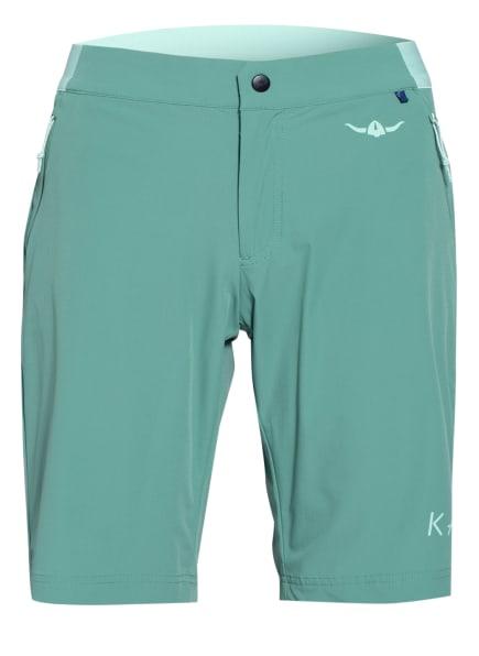 KAIKKIALLA Oudoor-Shorts VALKOKA, Farbe: GRÜN (Bild 1)