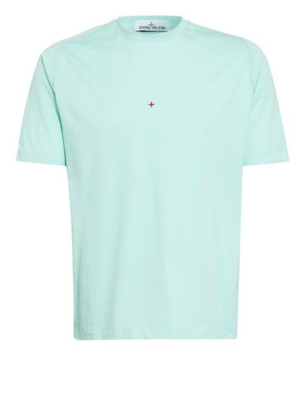 STONE ISLAND T-Shirt, Farbe: MINT (Bild 1)
